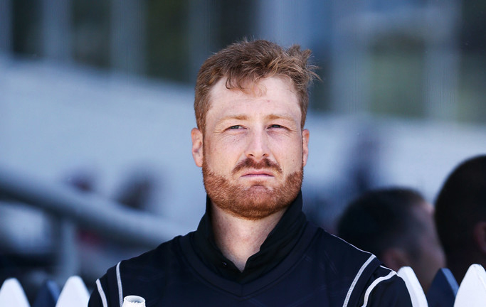New Zealand Player Martin Guptill Biography 2019
