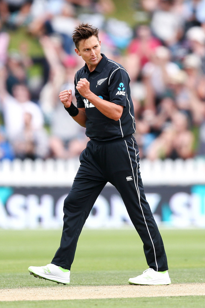 Cricketer Trent Boult Biography