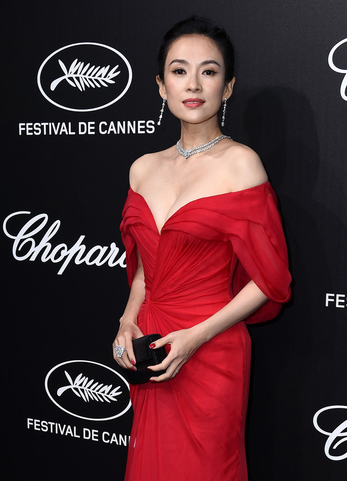 Zhang Ziyi Beautiful Chinese Actress