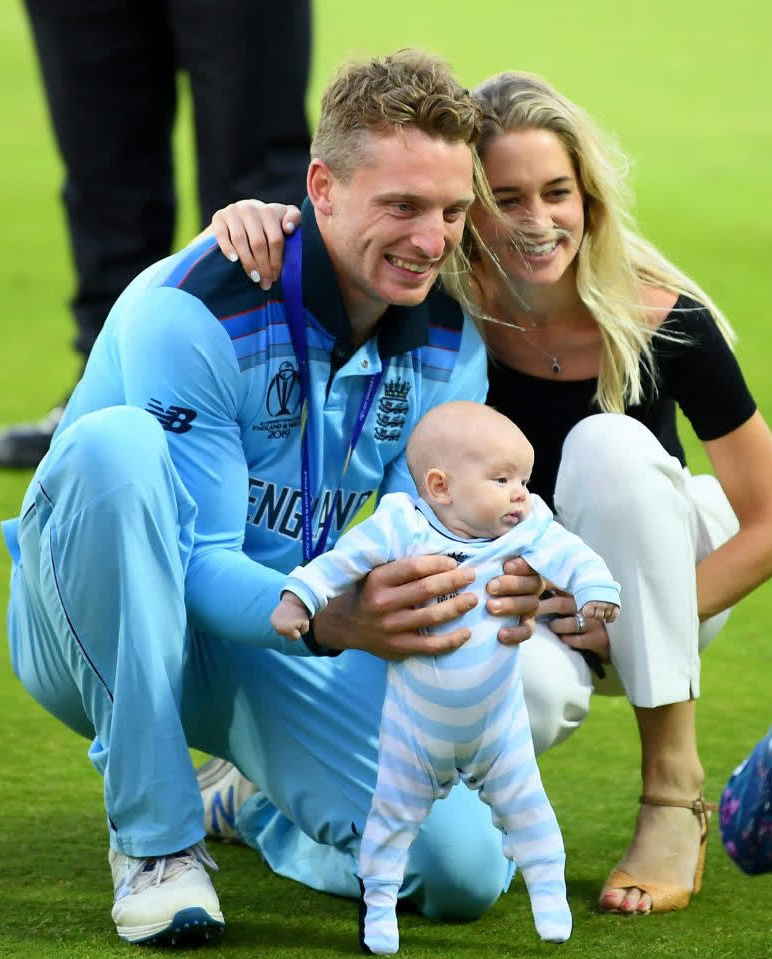 Joe Root Family