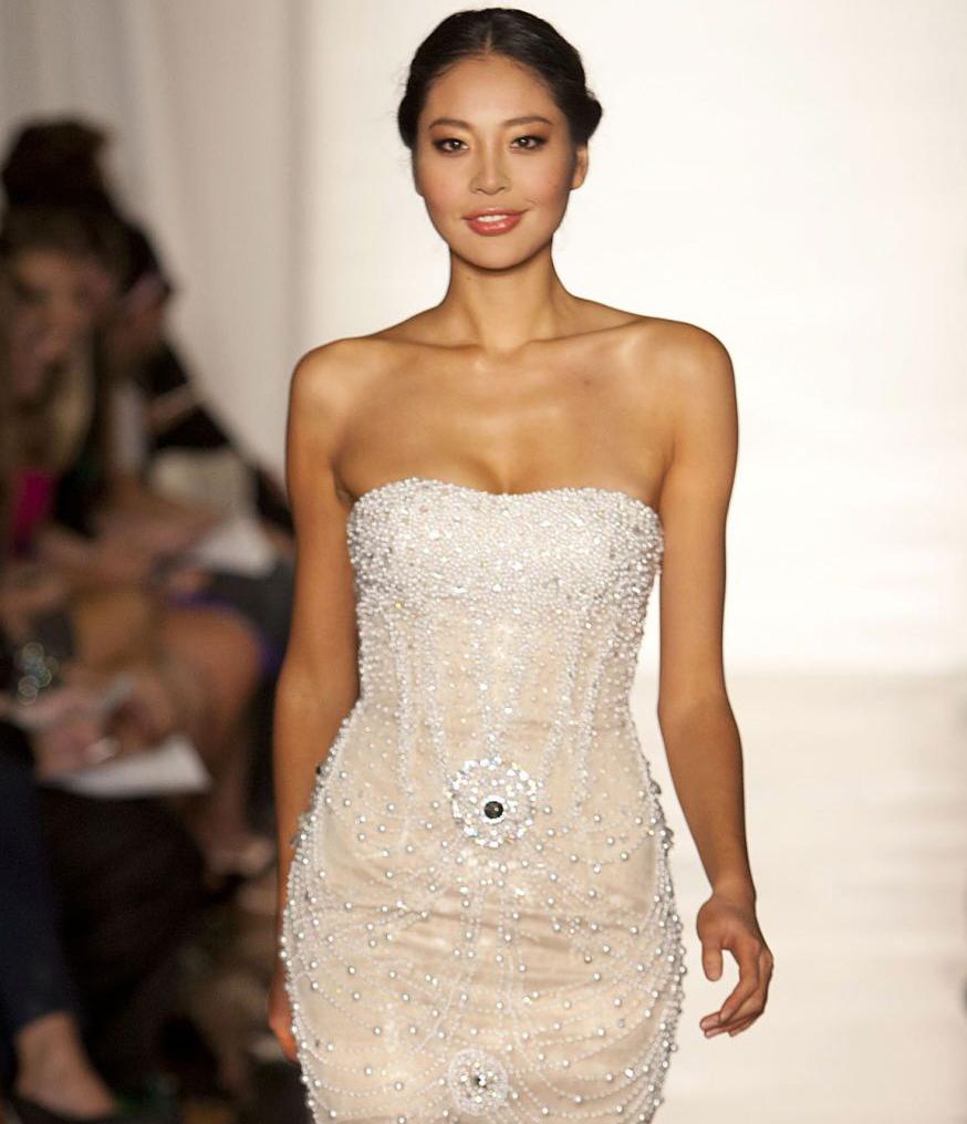 Chinese Beautiful Models List