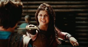Famous Role - Annabeth Chase