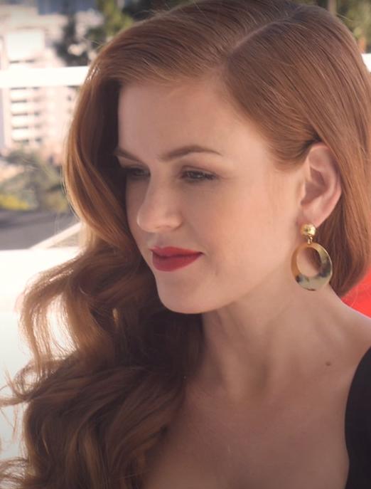 Isla Fisher - Most Beautiful Australian Actresses