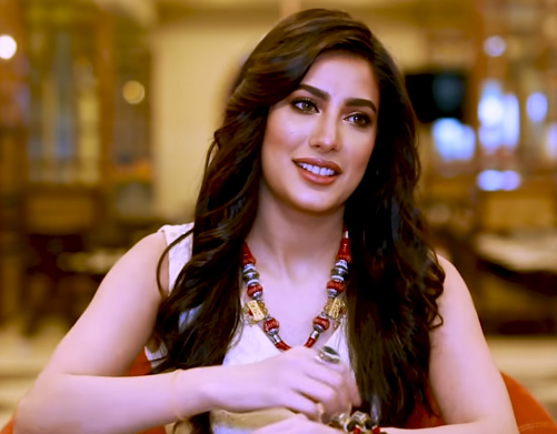 Mehwish Hayat Pakistani Model and Actress