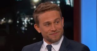Charlie Hunnam British Actor