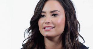 American Actress & Singer Demi Lovato