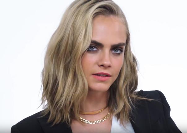 Cara Delevingne - Top Most Beautiful Models