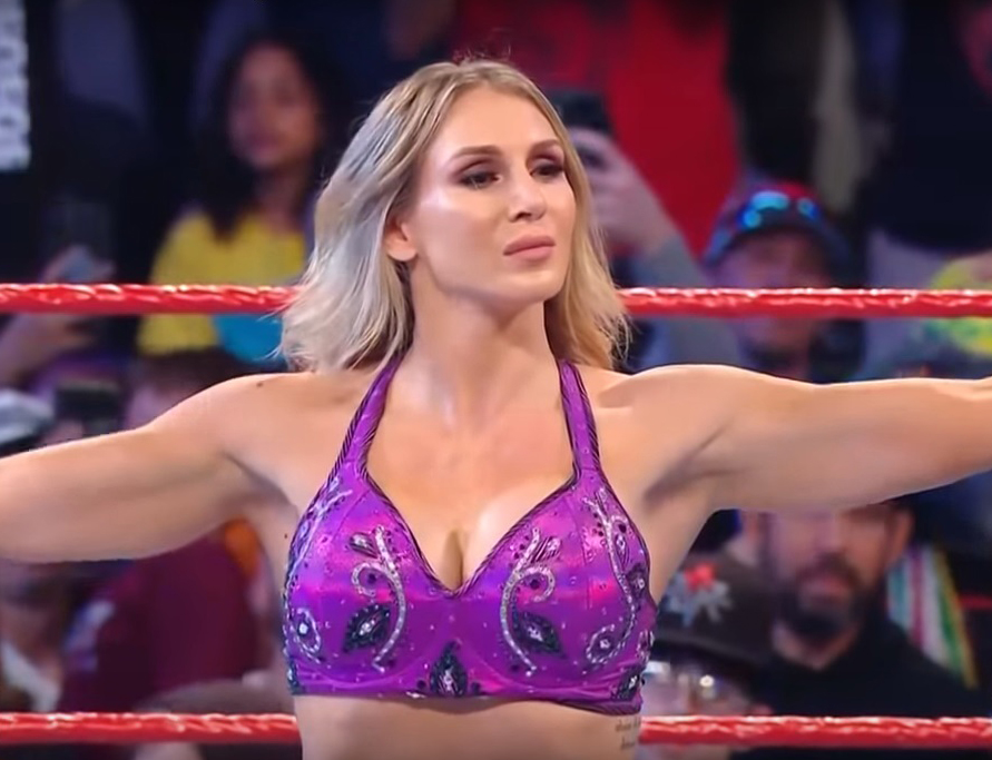 Charlotte Flair - Top Best Female Wrestlers