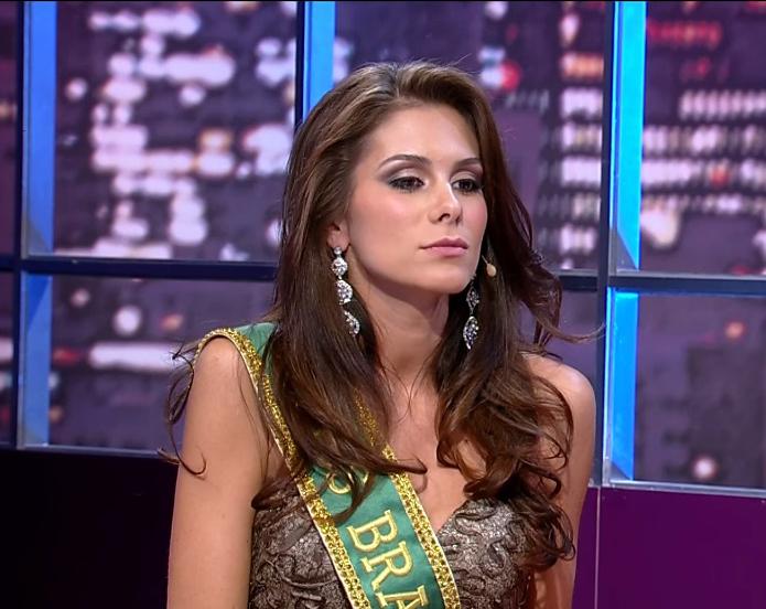 Gabriela Markus - Most Beautiful Brazilian Models