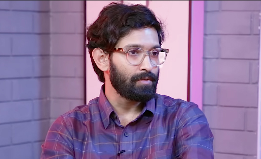 Indian Actor Vikrant Massey