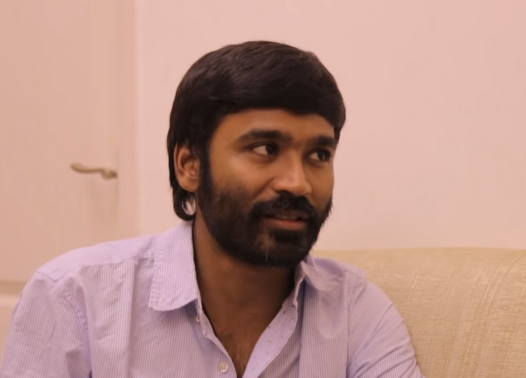 Indian Famous Actor Dhanush