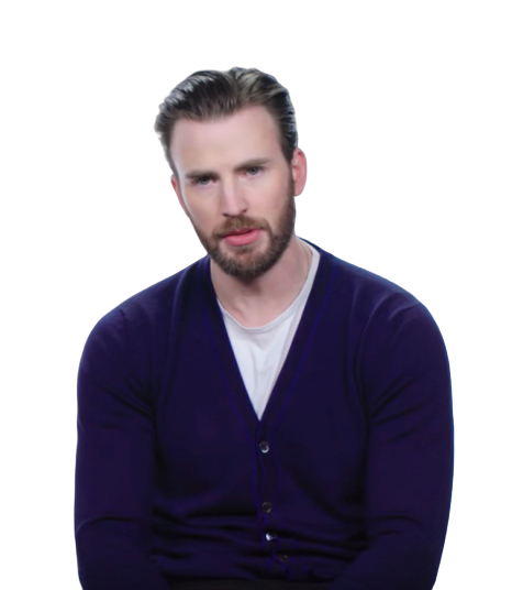 Chris Evans - Most Famous Hollywood Actors