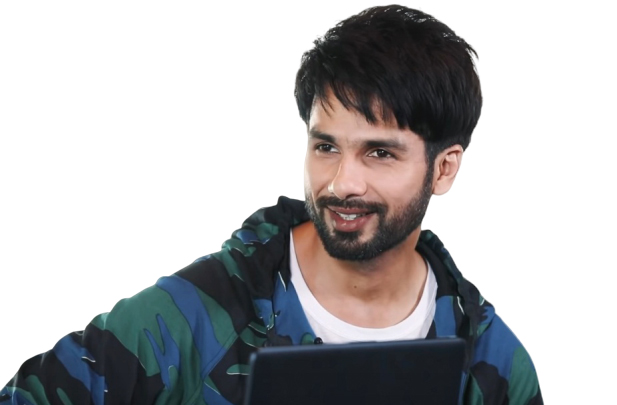Handsome Shahid Kapoor
