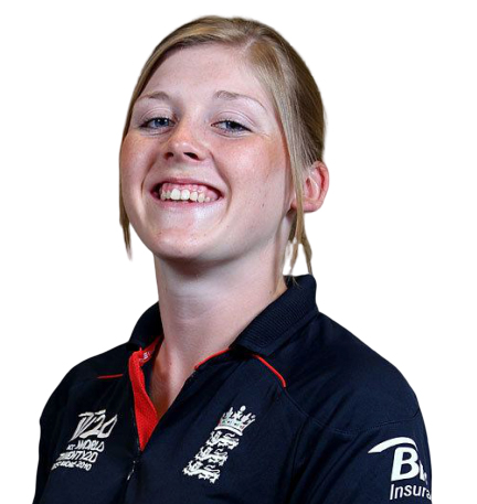 Heather Knight - Most Beautiful Women Cricketers