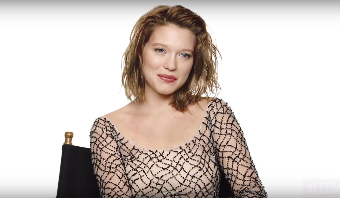 Lea Seydoux - Most Beautiful French Actresses