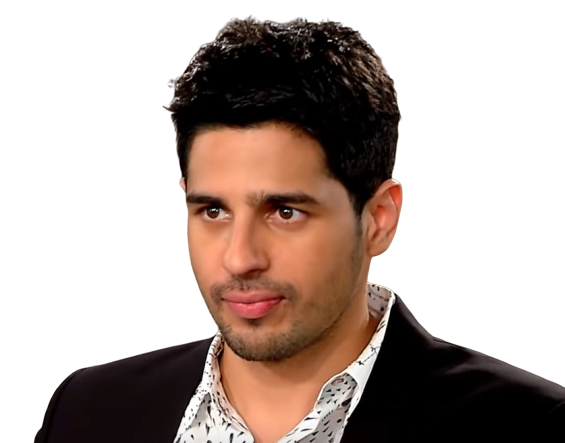 Sidharth Malhotra Handsome Picture