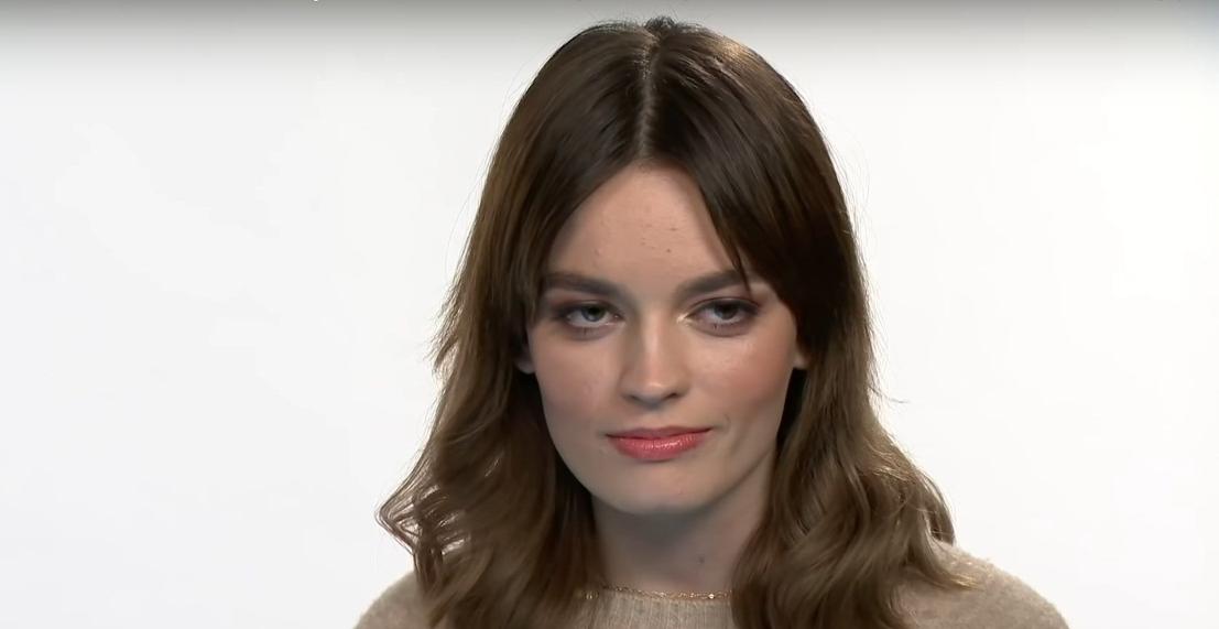 Emma Mackey Beautiful Actress