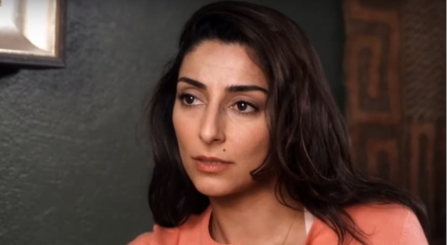 Necar Zadegan Beautiful Actress