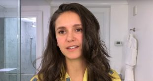 Very Cute Canadian actress Nina Dobrev