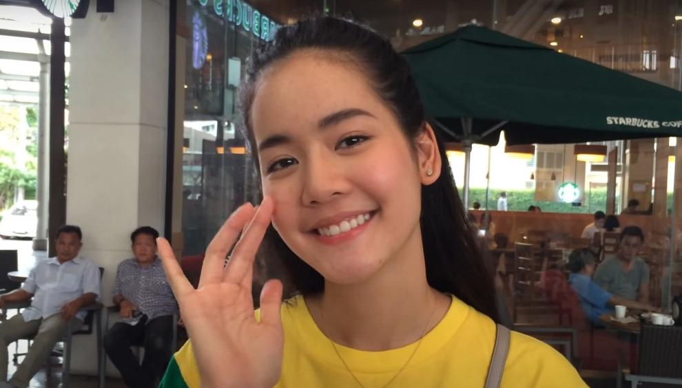 Maylada Susri Beautiful Thai Actress
