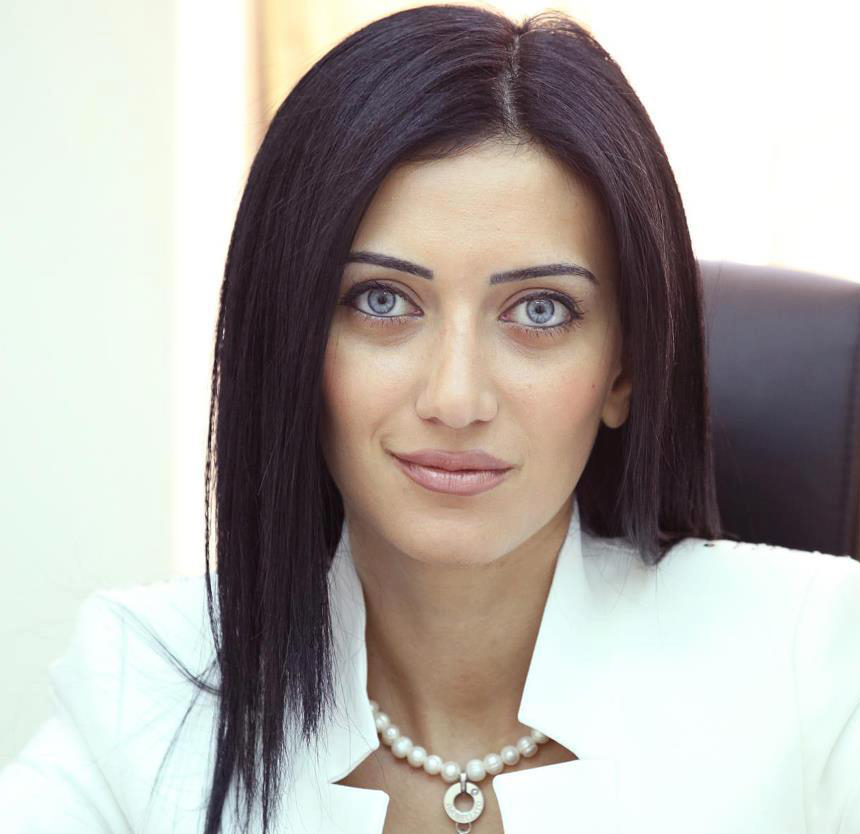 Arpine Hovhannisyan - Prettiest Female Politicians
