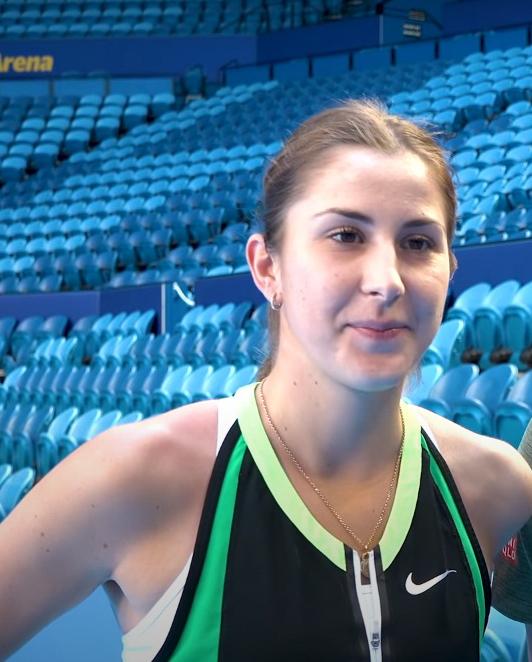 Belinda Bencic Beautiful Female Tennis Players list 2020