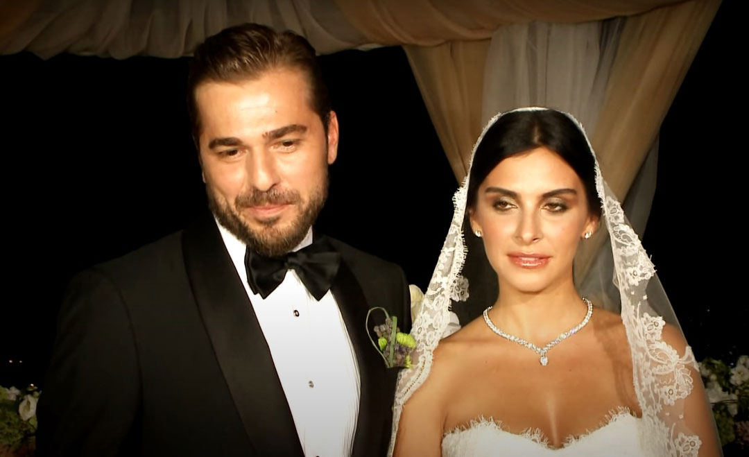 Engin Altan Wedding Picture