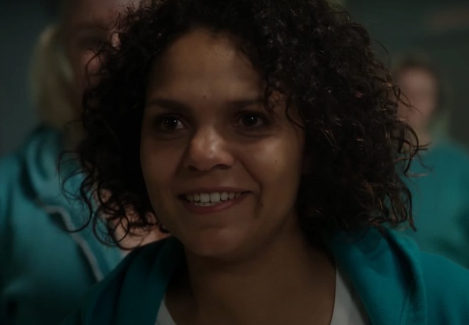 Famous Role Ruby Mitchell in Wentworth