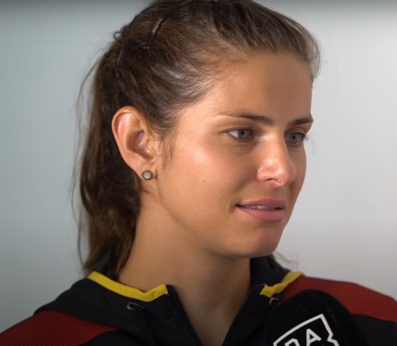 Julia Görges - Most Beautiful Female Tennis Players List 2020