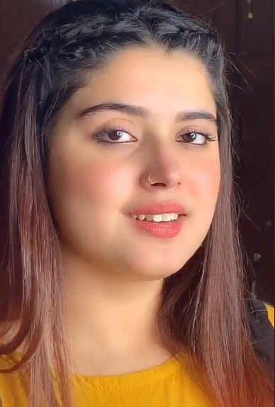 Kanwal Aftab Most Beautiful Female TikToker in Pakistan