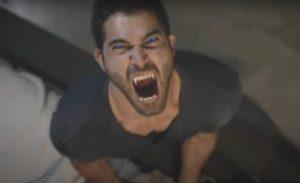 Popular Role - Derek Hale in Teen Wolf