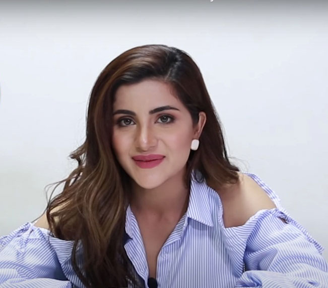 Sohai Ali Abro Gorgeous Look