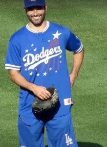 Tyler Hoechlin Baseball Career