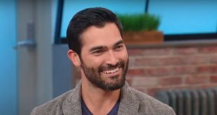 Tyler Hoechlin Handsome American Actor