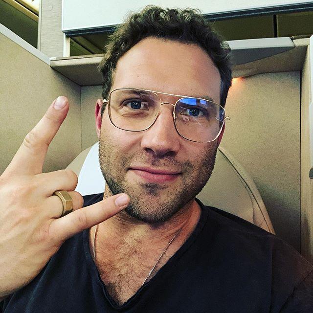 Jai Courtney Instagram Selfie