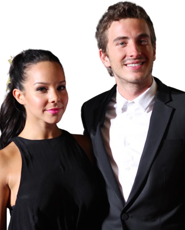 Ryan Corr with Kaplan