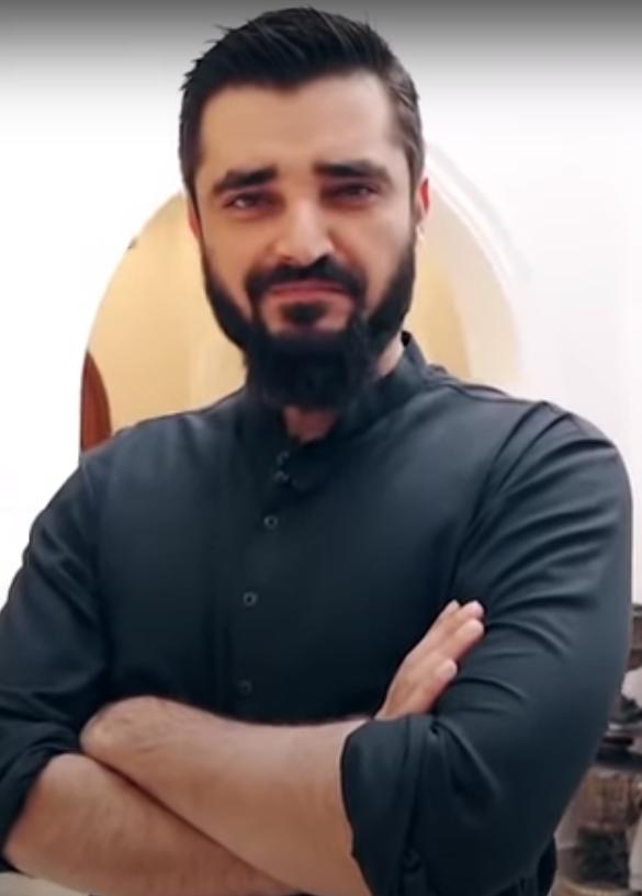 Hamza Ali Abbasi Age